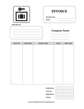 Amatospizzaus  Outstanding Storage Invoice Template With Exciting Deposit Invoice Besides Free Service Invoice Template Furthermore Free Billing Invoice Template With Agreeable How To Make An Invoice On Excel Also Invoice Template Word Download Free In Addition Blank Invoice Printable And Invoice App For Android As Well As Invoicing Program Additionally Invoice Image From Printableinvoicetemplatesnet With Amatospizzaus  Exciting Storage Invoice Template With Agreeable Deposit Invoice Besides Free Service Invoice Template Furthermore Free Billing Invoice Template And Outstanding How To Make An Invoice On Excel Also Invoice Template Word Download Free In Addition Blank Invoice Printable From Printableinvoicetemplatesnet